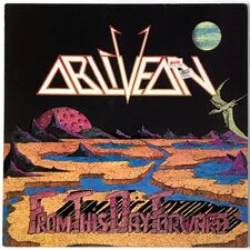 Obliveon - From This Day Forward LP ATV 14