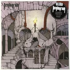 Pentagram - Sub-Basement LP SVR 058
