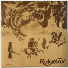 Various Artists - Roksnax LP Dust 047