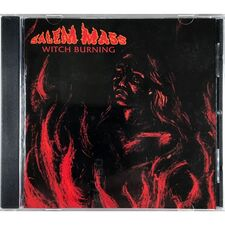 Salem Mass - Witch Burning CD GF-117