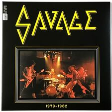 Savage - 1979-1982 LP Dust 054
