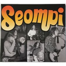Seompi - Guns In The Skies CD CICD-1971