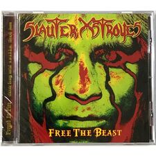 Slauter Xstroyes - Free the Beast CD ROCK020-F-2