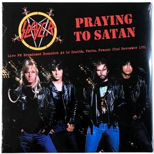 Slayer - Prayin' To Satan LP Mind 701