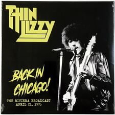 Thin Lizzy - Back In Chicago! LP Mind 724
