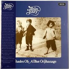 Thin Lizzy - Shades Of A Blue Orphanage LP FDR 610