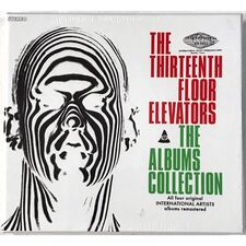 Thirteenth Floor Elevators - The Albums Collection 4-CD Box SNAJ748CD
