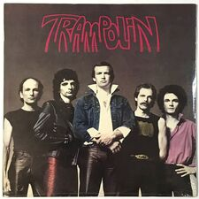 Trampolin - Gonna Make It Alright LP CBS 85152