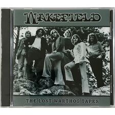 Wakefield - The Lost Warthog Tapes CD GF-193