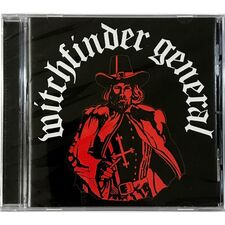 Witchfinder General - Live '83 CD NWNCD
