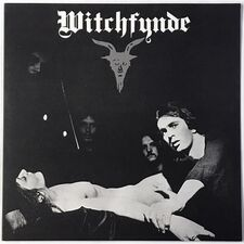 Witchfynde - Royal William Live Sacrifice 79 LP Dust025LP