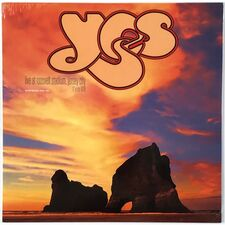 Yes - Live At Roosevelt Stadium, Jersey City, June 17, 1976 LP RLL046