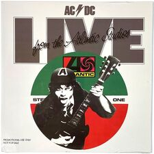 AC/DC - Live From The Atlantic Studios LP LAAS 001