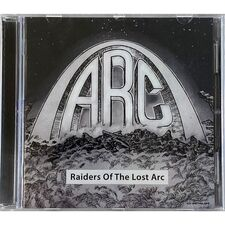 Arc - Raiders Of The Lost Arc 2-CD HRR 661CD