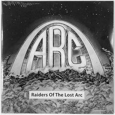 Arc - Raiders Of The Lost Arc 2-LP HRR 661