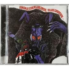 Blues Creation - Demon and Eleven Children CD BR 155