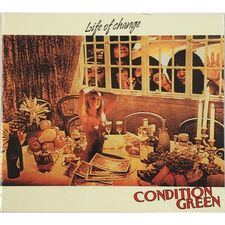 Condition Green - Life Of Change CD ARF 115