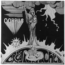 Corpus - Creation A Child LP AK113