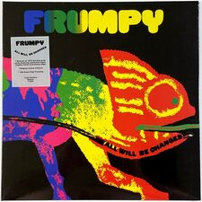 Frumpy - All Will Be Changed LP LC71001