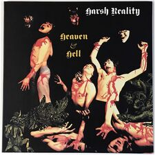 Harsh Reality - Heaven & Hell LP TPT264LP