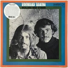Hollins and Starr - Sidewalks Talking LP Lion LP115