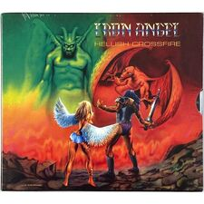 Iron Angel - Hellish Crossfire CD HRR 525 CD