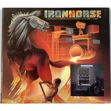 Ironhorse - Ironhorse / Everything Is Grey CD YM `17004