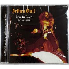 Jethro Tull - Live In Essen January 1972 CD AIR 47