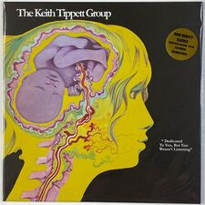 Keith Tippett Group - Dedicated To You, But You Weren't Listening LP AK 227