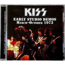 Kiss - Early Studio Demos March-October 1973 CD TOP 53