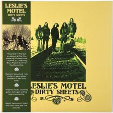 Leslie's Motel - Dirty Sheets LP OSR081