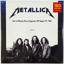 Metallica - Live At Winston Farm 1994 2-LP DOR2113H