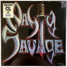 Nasty Savage - Nasty Savage LP HRRB 717