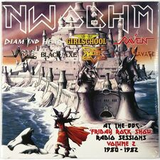 Various Artists - NWOBHM At The BBC Volume 2: 1980-1982 2-LP MV1010