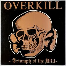 Overkill - Triumph Of The Will LP SST 038