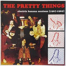 Pretty Things - Electric Banana Sessions (1967-1969) LP VER 87