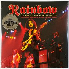 Rainbow - Live In Munich 1977 3-LP 0214271EMX