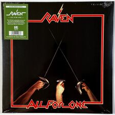 Raven - All For One LP HRR 770