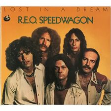 REO Speedwagon - Lost In A Dream CD PCP 657