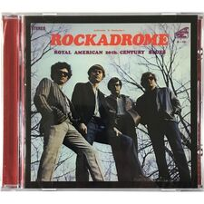 Rockadrome - Royal American Twentieth Century Blues CD Pace 081
