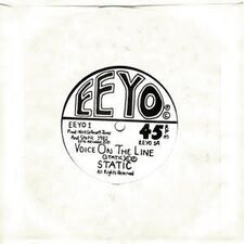Static - Voice On The Line 7-inch Eeyo1