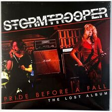 Stormtrooper - Pride Before A Fall : The Lost Album LP HRR 524