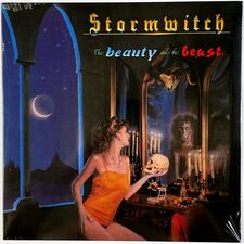 Stormwitch - The Beauty And The Beast LP HRR 686