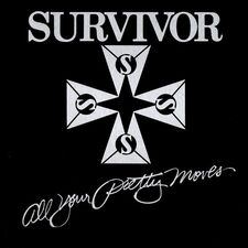 Survivor - All Your Pretty Moves LP ROCK066-V-1