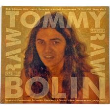 Bolin, Tommy - Captured Raw 1973-1976 CD GHS-102
