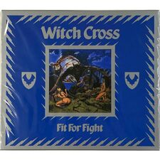 Witch Cross - Fit For Fight CD HRR 607CD