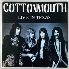Cottonmouth - Live In Texas CDR Cmouth