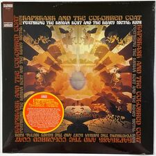 Haphash and the Coloured Coat - Featuring Human Host and the Heavy Metal Kids LP LP 5272
