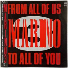 Marino - From All Of Us, To All Of You LP SM28-5418