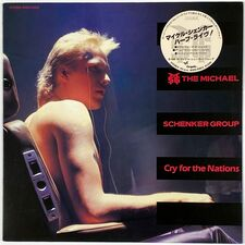 Michael Schenker Group - Cry For The Nations EP WWS-41003